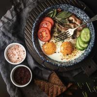 #在家做个拿手菜#今天是做一个简单易做的三明治早餐😉开启元气满满的一天😆