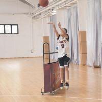 #打篮球的女生#这个动作你们做过吗?