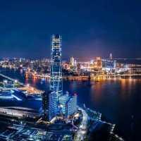 珠海一线海景豪宅,俯瞰日月贝!坐拥香洲市区成熟配套!整个大海都是您家风景!!