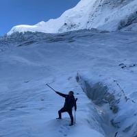 #旅行#冰川这样玩凉快