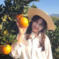 #赣南脐橙#赣南脐橙还有15天开园,家里的橙子还没怎么转色,决定先摘表叔家的
